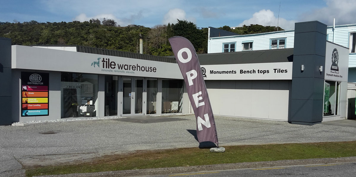 Rhodes Monumental Masonry, Greymouth & Christchurch